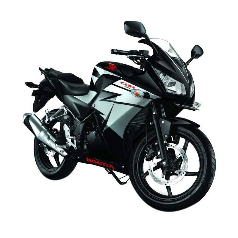 Honda All New CBR 150R Speedy Black Sepeda Motor
