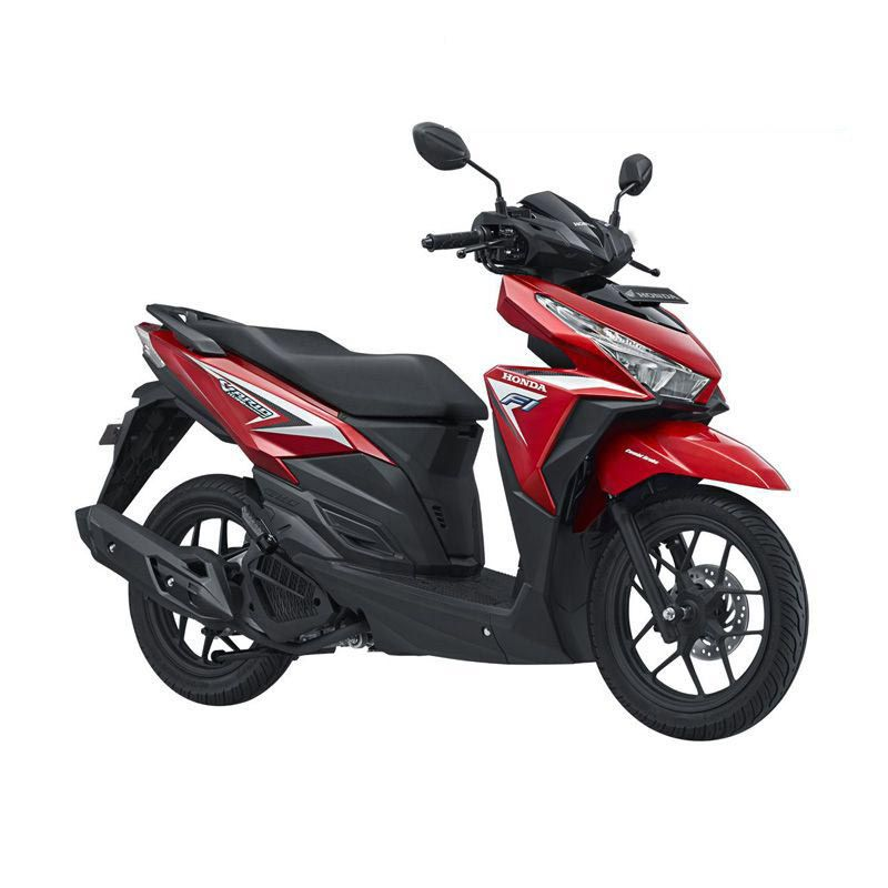 Honda All New Vario 125 eSP CBS ISS Bionic Red Sepeda Motor