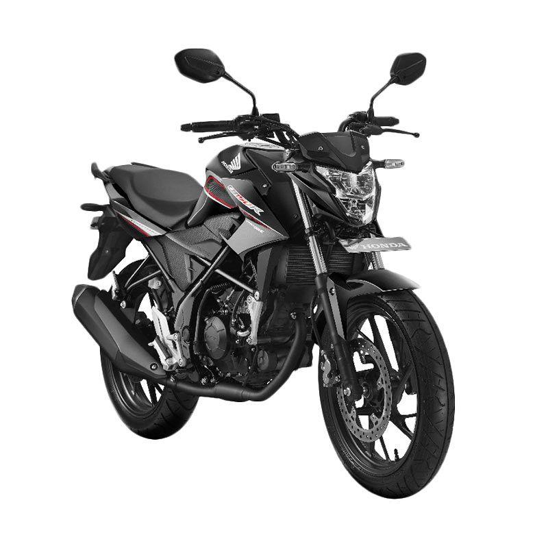 Honda CB150R Street Fire Macho Black Sepeda Motor