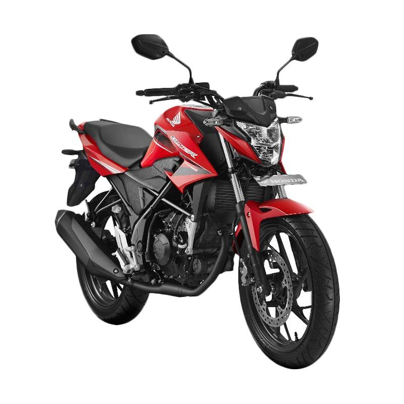 Honda CB150R Street Fire Quantum Red Sepeda Motor