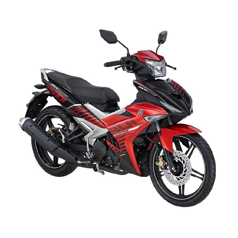 Yamaha MX King 150 Red Sepeda Motor