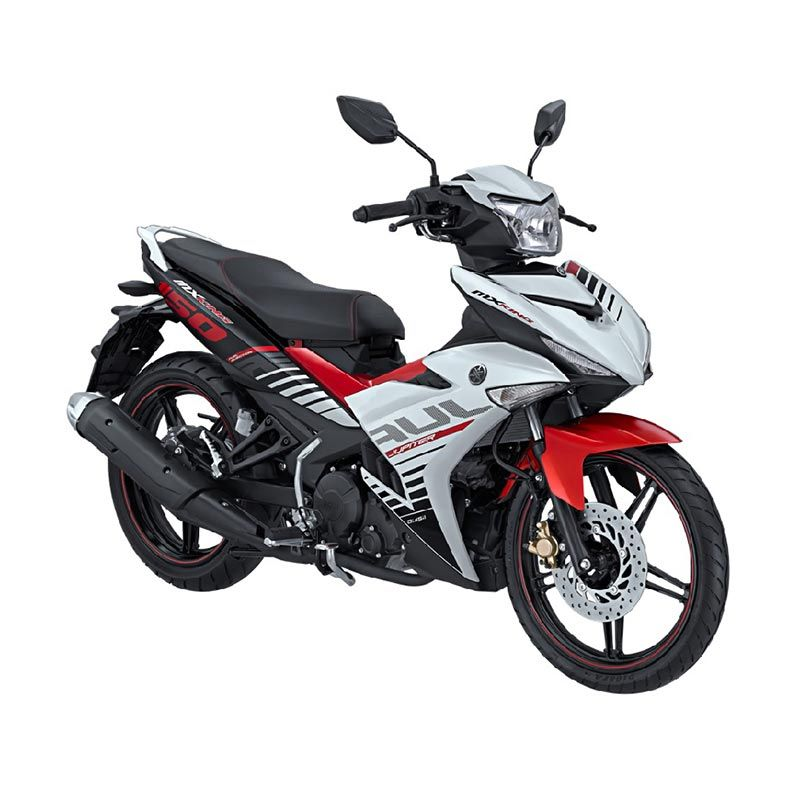 Yamaha MX King 150 Speedy White Sepeda Motor