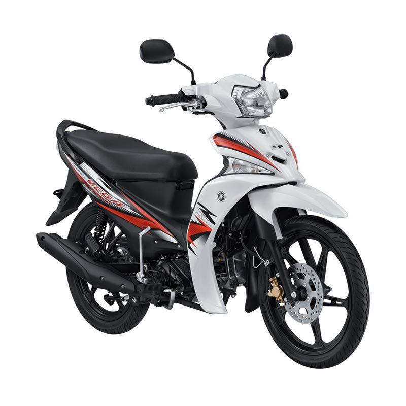 Yamaha Vega Force DB SW Energetic White Sepeda Motor