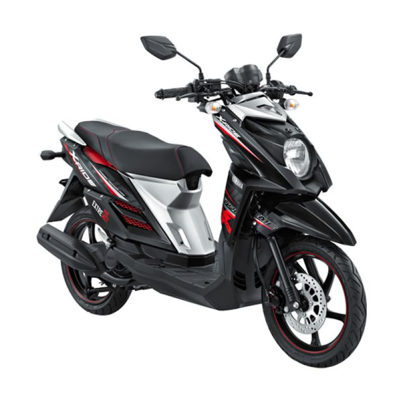 Yamaha X-Ride Adventure Black Sepeda Motor