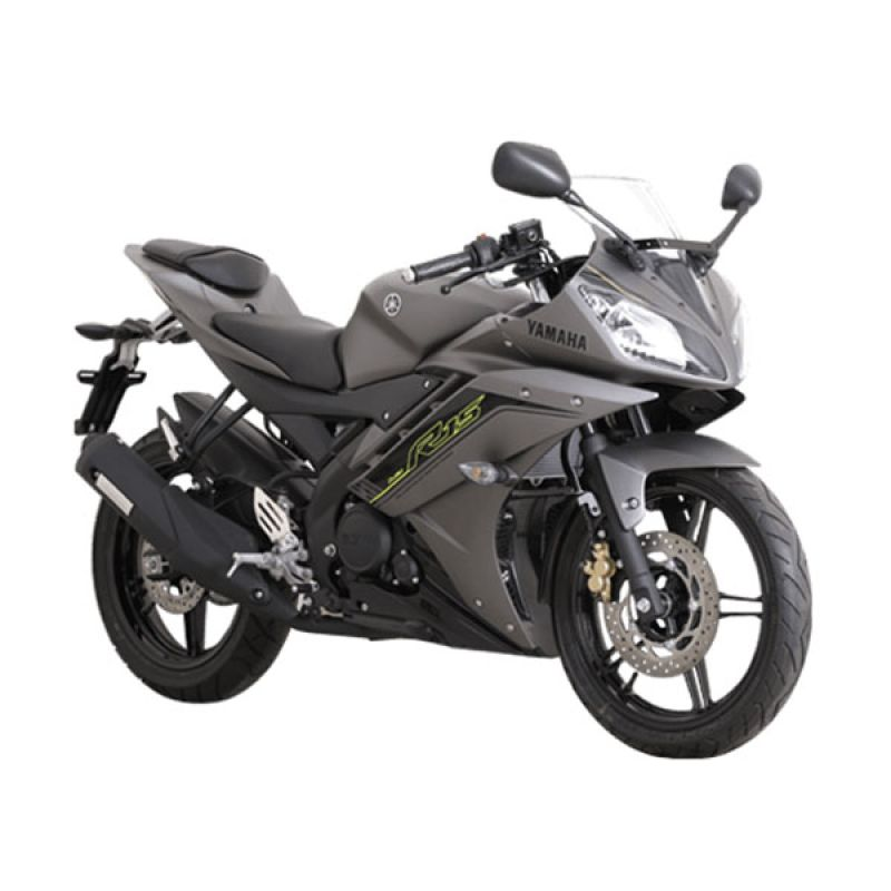 Yamaha YZF R15 Speed Grey Sepeda Motor