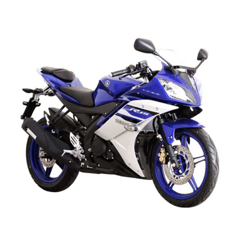 Yamaha YZF R15 Racing Blue Sepeda Motor