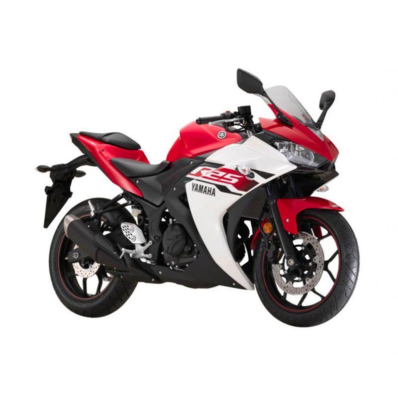 Yamaha YZF R25 Diablo Red Sepeda Motor