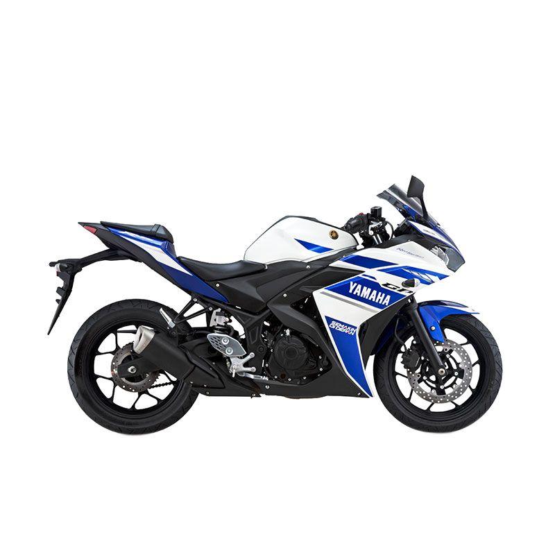 Yamaha YZF R25 Racing Blue Sepeda Motor