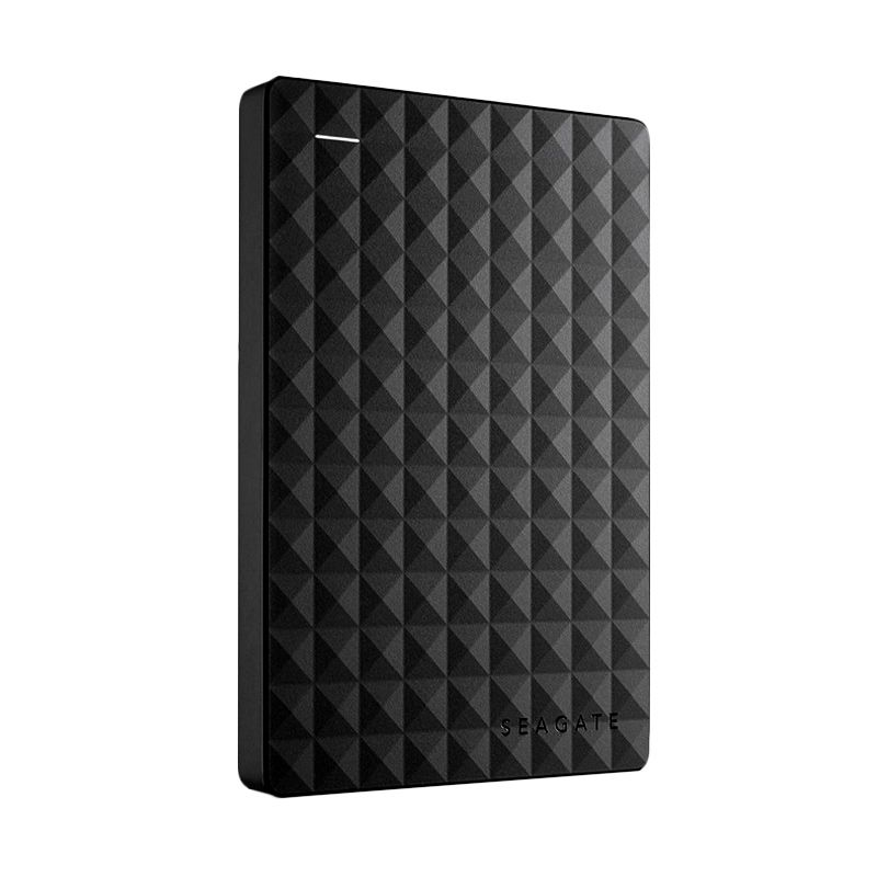 Seagate Expansion 2.5 Black Hard Disk Eksternal [500 GB]