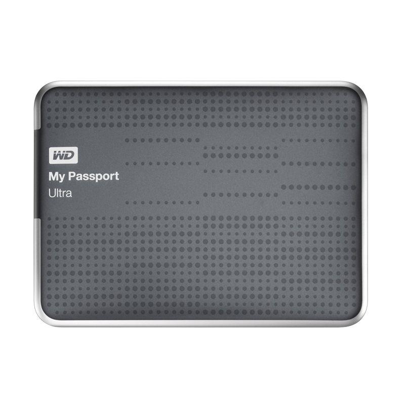 WD My Passport Ultra 500 GB Titanium Hard Disk