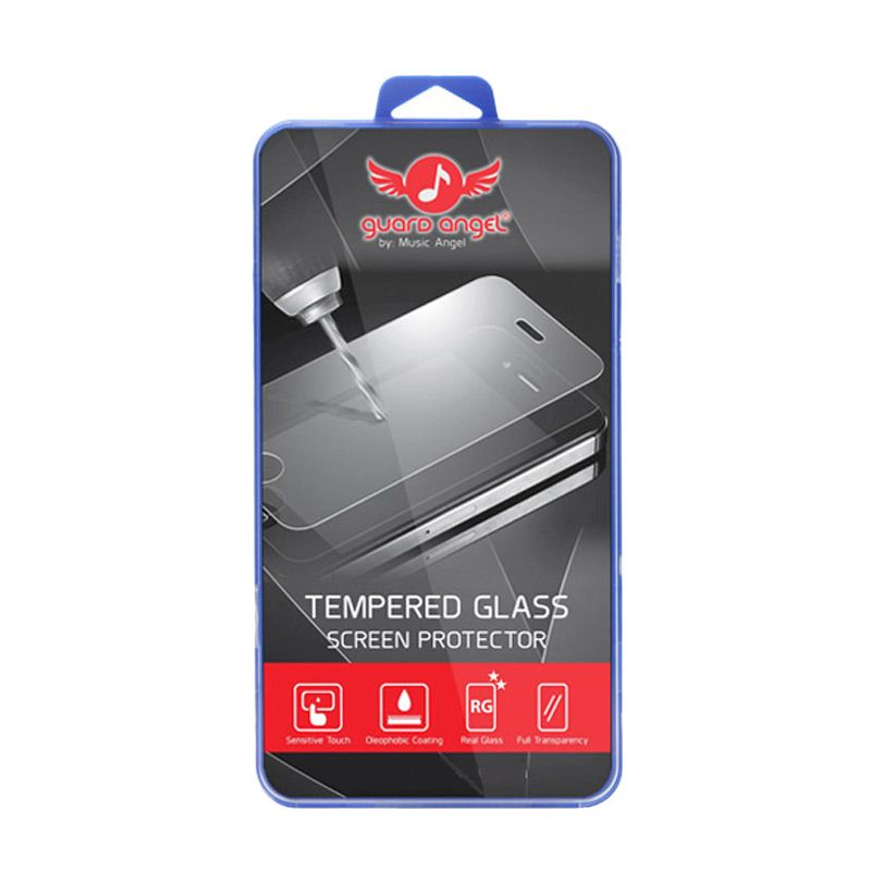 Guard Angel Tempered Glass Screen Protector for Blackberry Classic or Q20