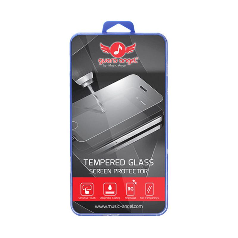 Guard Angel Tempered Glass Screen Protector for HTC One E9 Plus