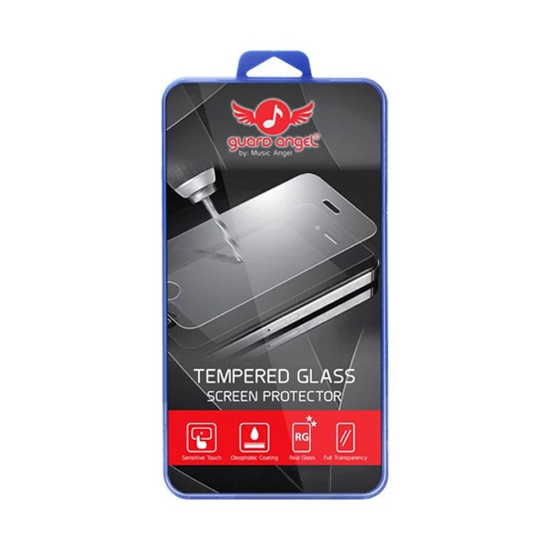 Guard Angel Tempered Glass Screen Protector For HTC One M8