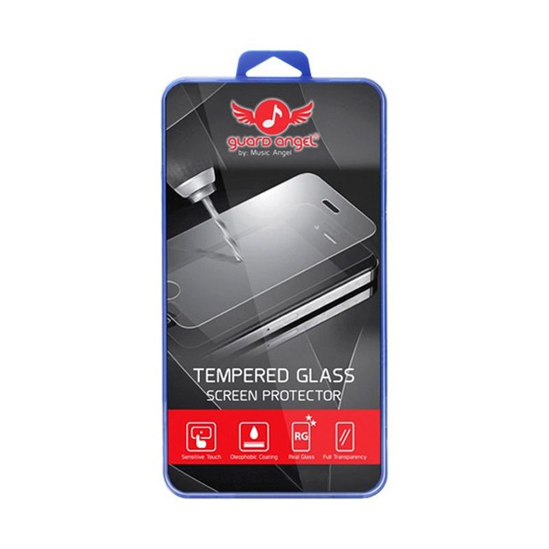 Guard Angel Tempered Glass Screen Protector for LG L Bello D335