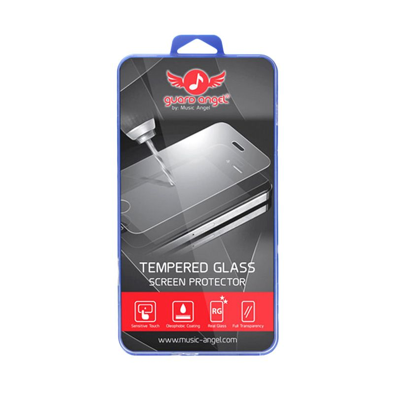 Guard Angel Tempered Glass Screen Protector for Meizu MX4