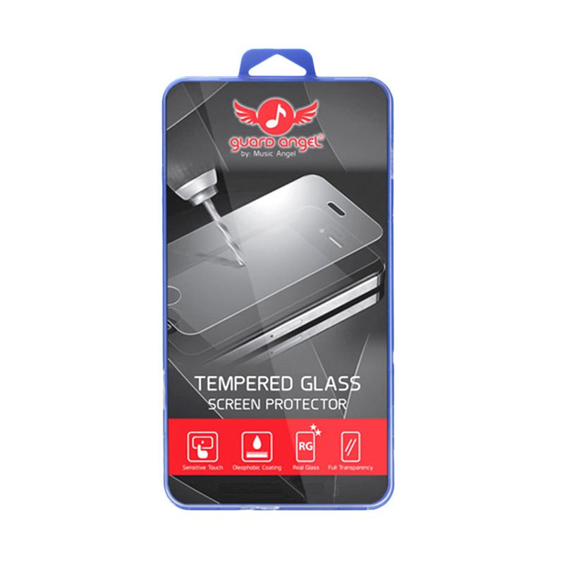 Guard Angel Tempered Glass Screen Protector for Nokia X2