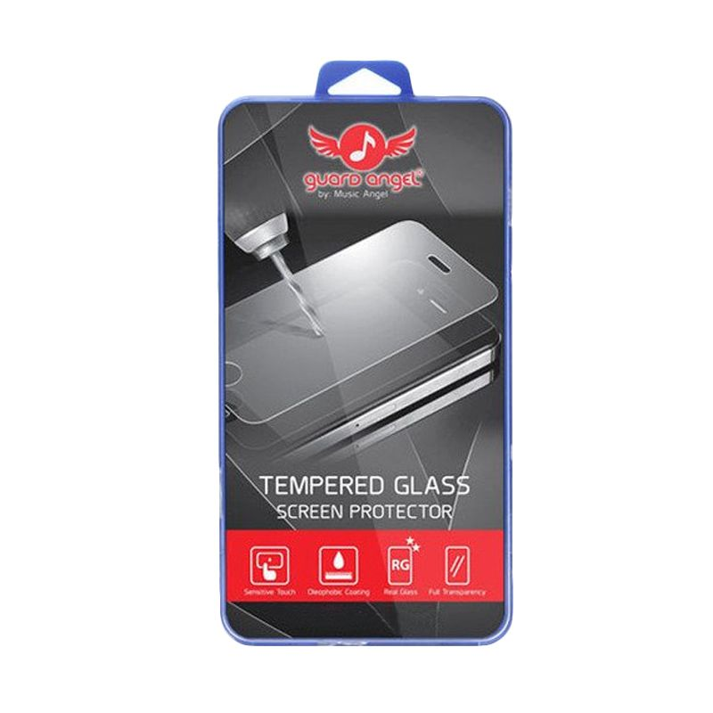Guard Angel Tempered Glass Screen Protector for Samsung Galaxy S6 Edge