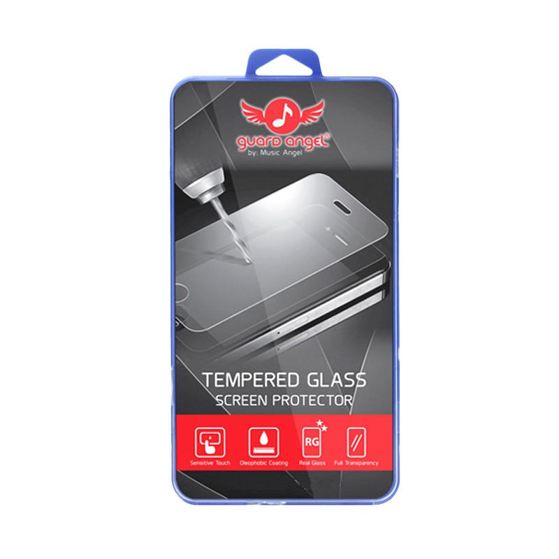 Guard Angel Tempered Glass Screen Protector for Universal Smartphone [5.3 Inch]