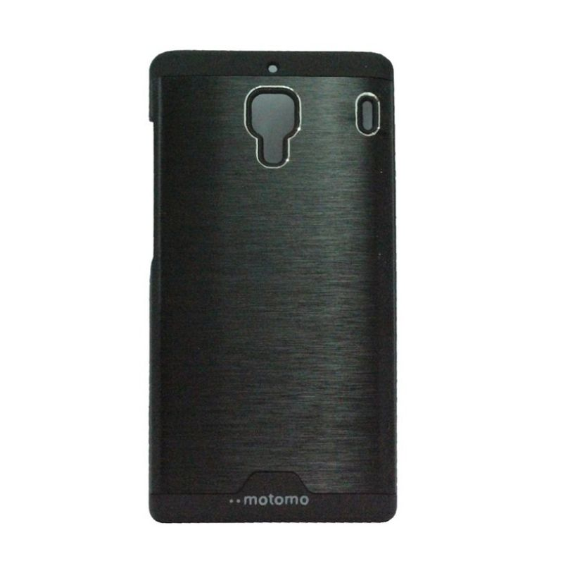 Motomo Ino Black Metal Casing for Xiaomi Redmi 1S