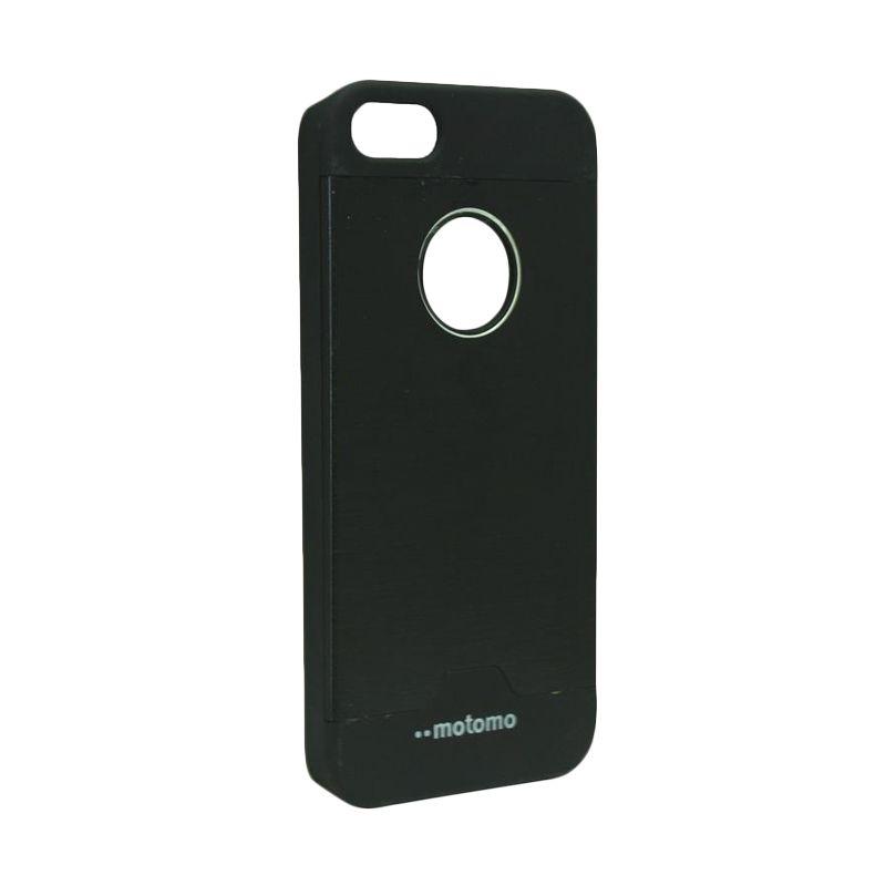 Motomo Ino Metal Black Casing for iPhone 6