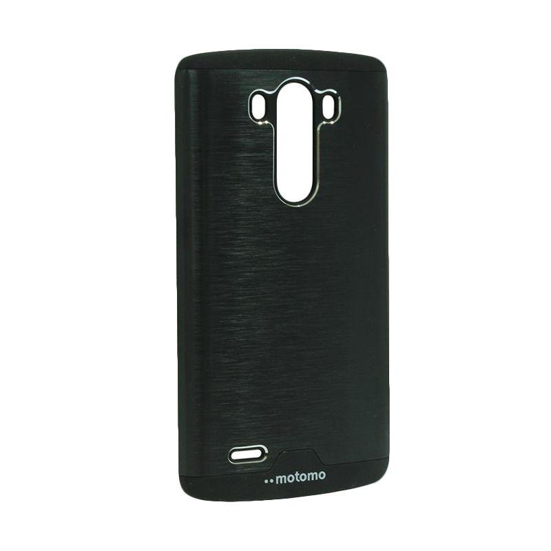 Motomo Ino Metal Black Casing for LG G3
