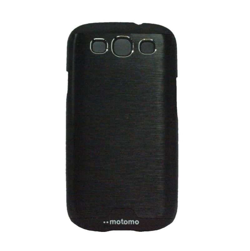 Motomo Ino Black Metal Casing for Samsung Galaxy S3