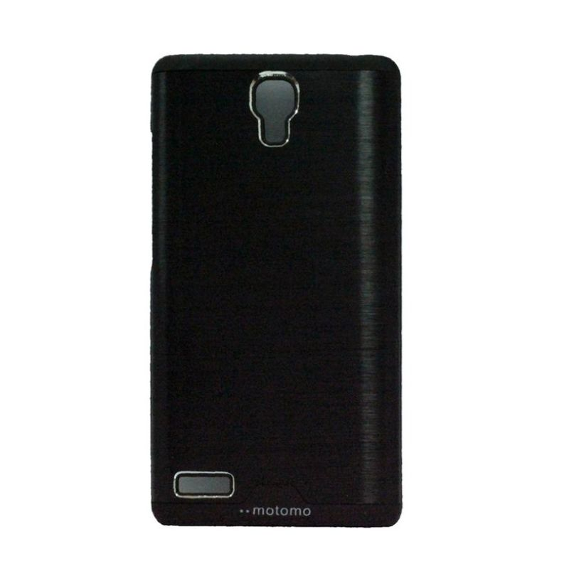Motomo Ino Black Metal Casing for Xiaomi Redmi Note