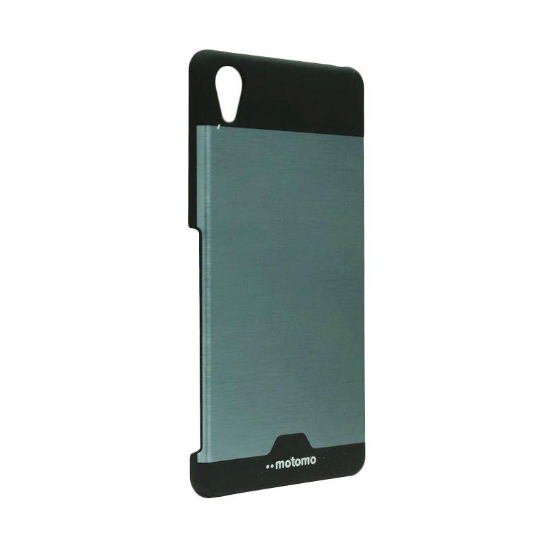 Motomo Ino Metal Case Dark Blue for Sony Xperia Z1 L39H