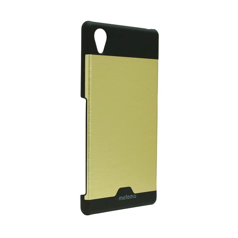 Motomo Ino Metal Case Gold for Sony Xperia Z1 L39H