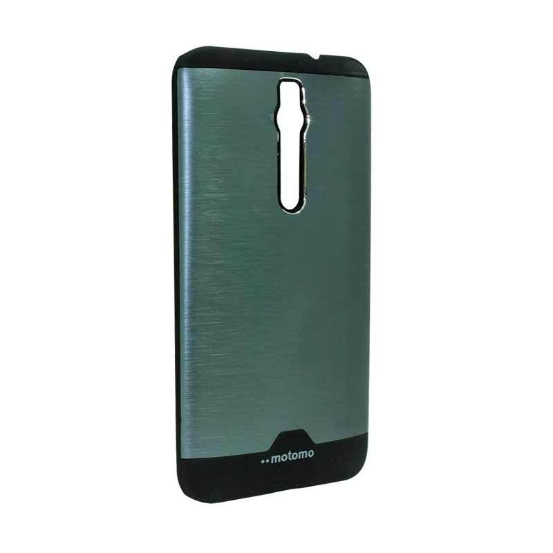 Motomo Ino Metal Dark Blue Casing for Asus Zenfone 2 ZE551ML