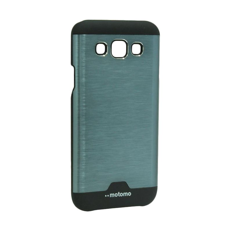 Motomo Ino Metal Dark Blue Casing for Samsung Galaxy Core 2 G355H