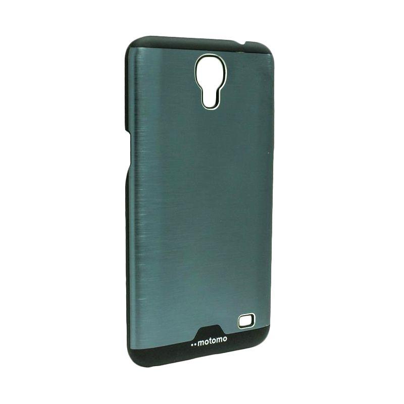 Motomo Ino Metal Dark Blue Casing for Samsung Galaxy Mega 2 G750