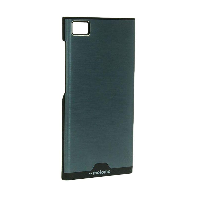 Motomo Ino Metal Dark Blue Casing for Xiaomi Mi3