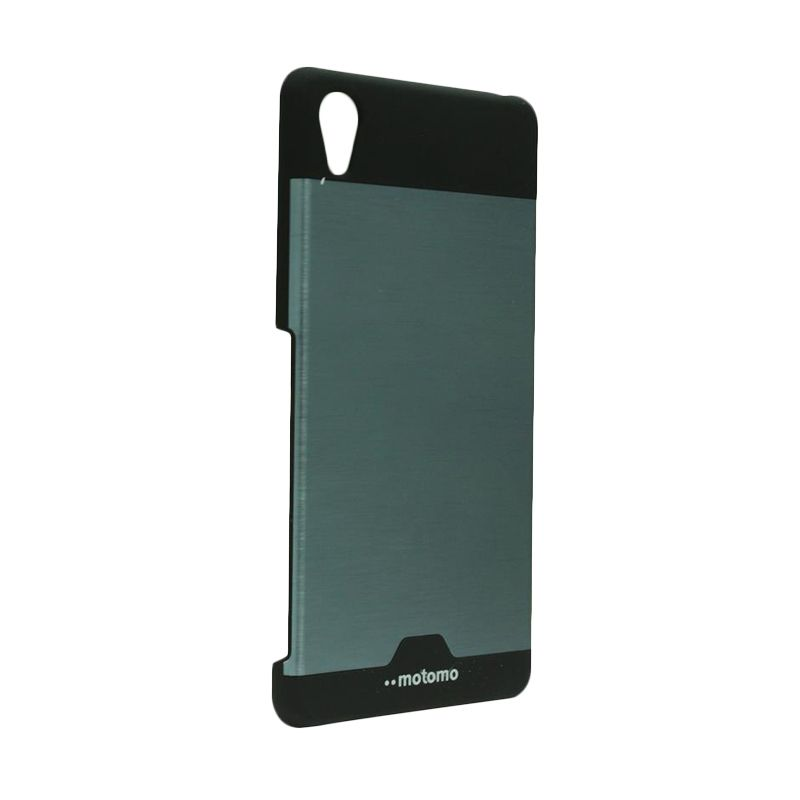 Motomo Ino Metal Dark Blue Casing for Sony Xperia Z4