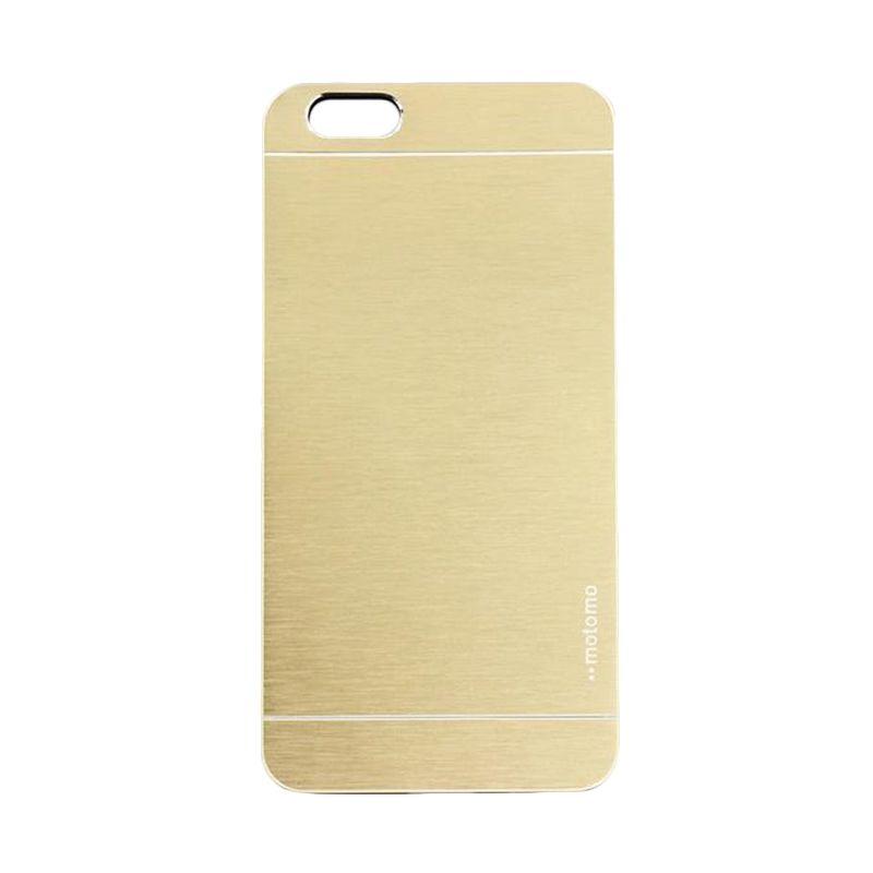 Motomo Ino Metal Gold Casing for iPhone 6