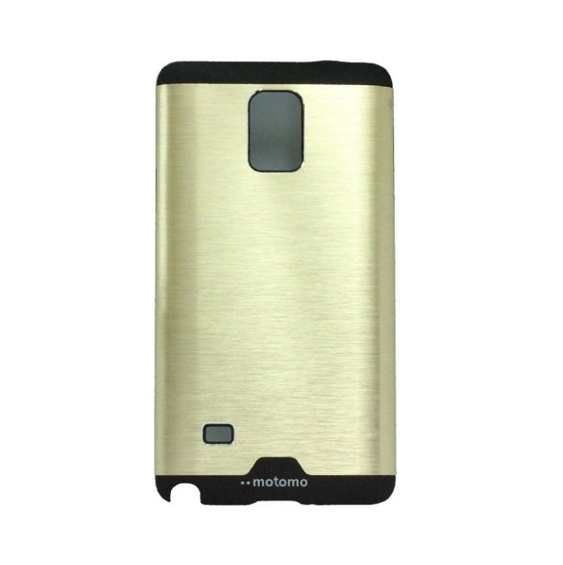 Motomo Ino Gold Metal Casing for Samsung Galaxy Note 4