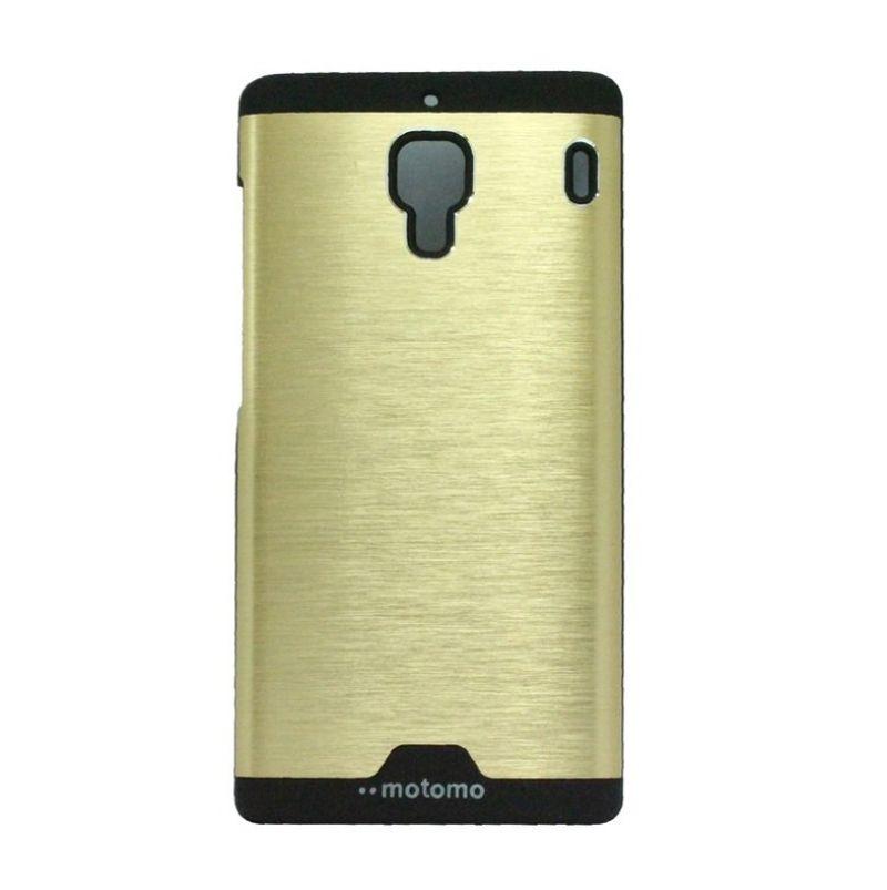 Motomo Ino Gold Metal Casing for Xiaomi Redmi 1S