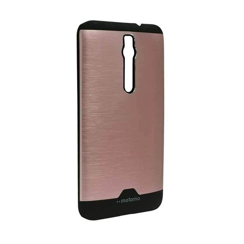 Motomo Ino Metal Pink Casing for Asus Zenfone 2 ZE551ML