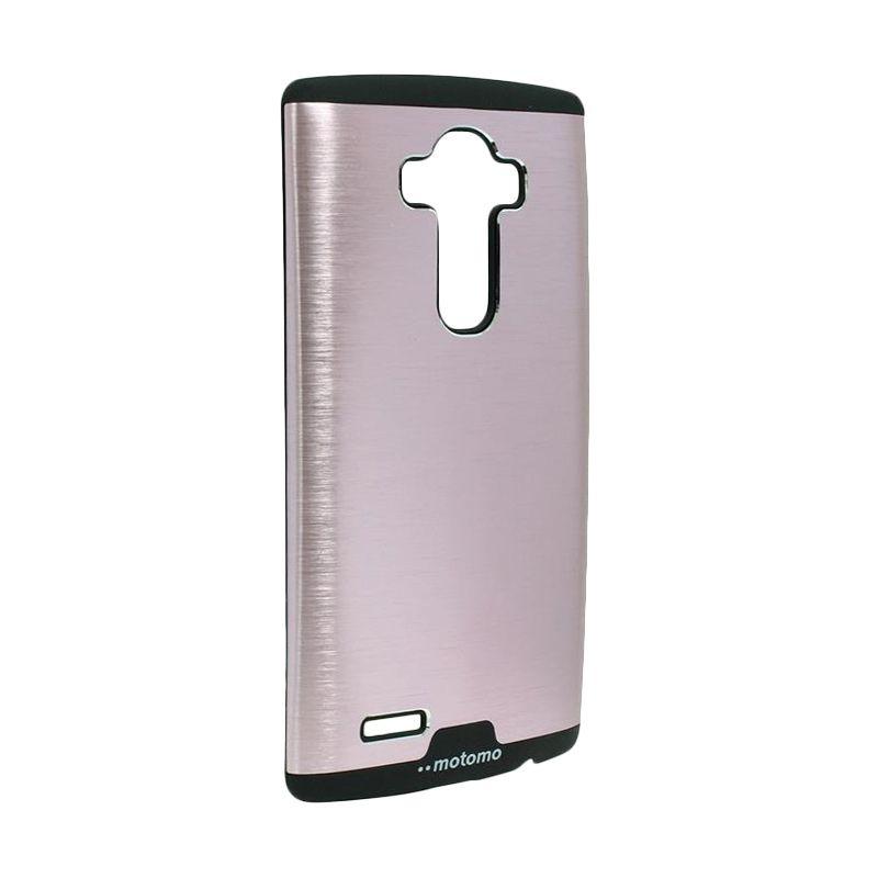 Motomo Ino Metal Pink Casing for LG G4