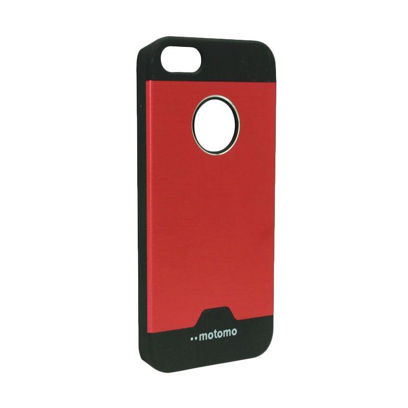 Motomo Ino Metal Red Casing for iPhone 6