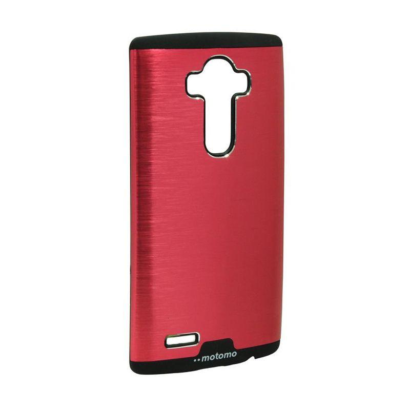 Motomo Ino Metal Red Casing for LG G4