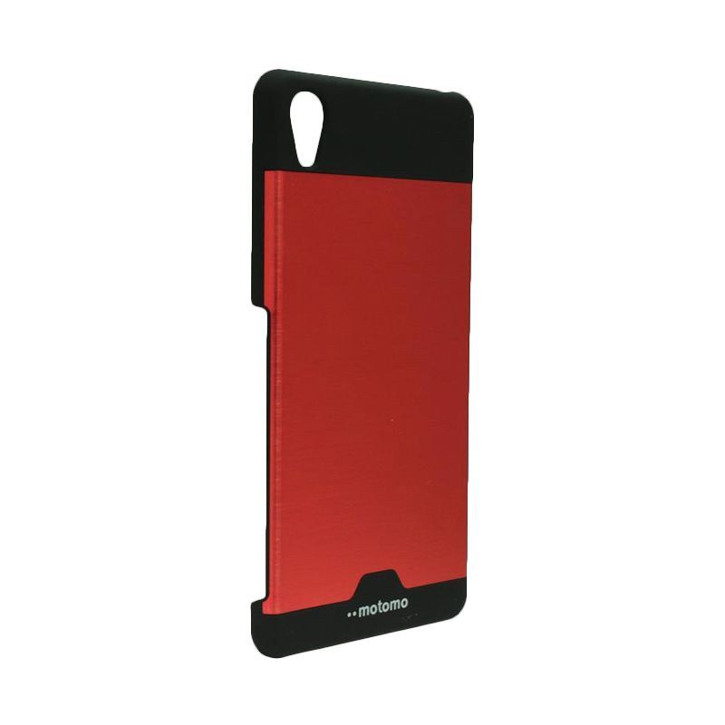 Motomo Ino Metal Red Casing for Sony Xperia Z3
