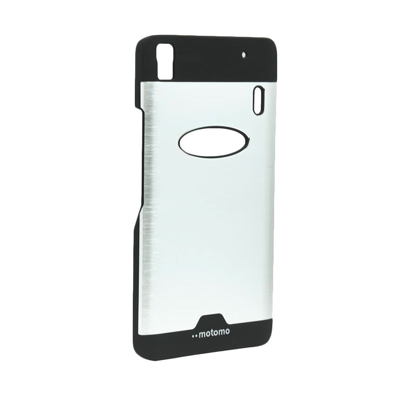 Motomo Ino Metal Silver Casing for Lenovo A7000