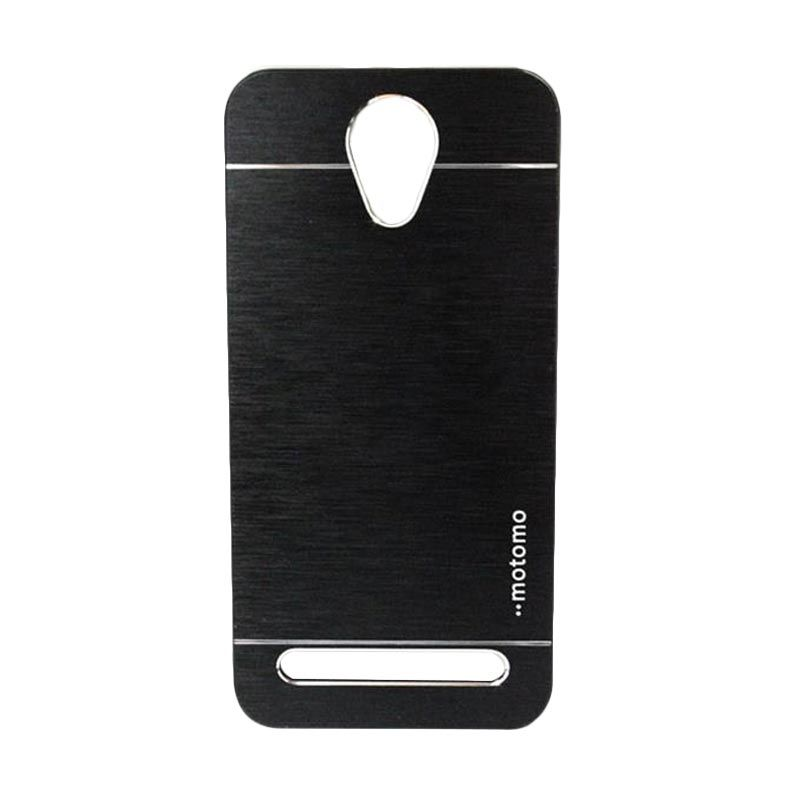 Motomo Metal Black Casing for Asus Zenfone C