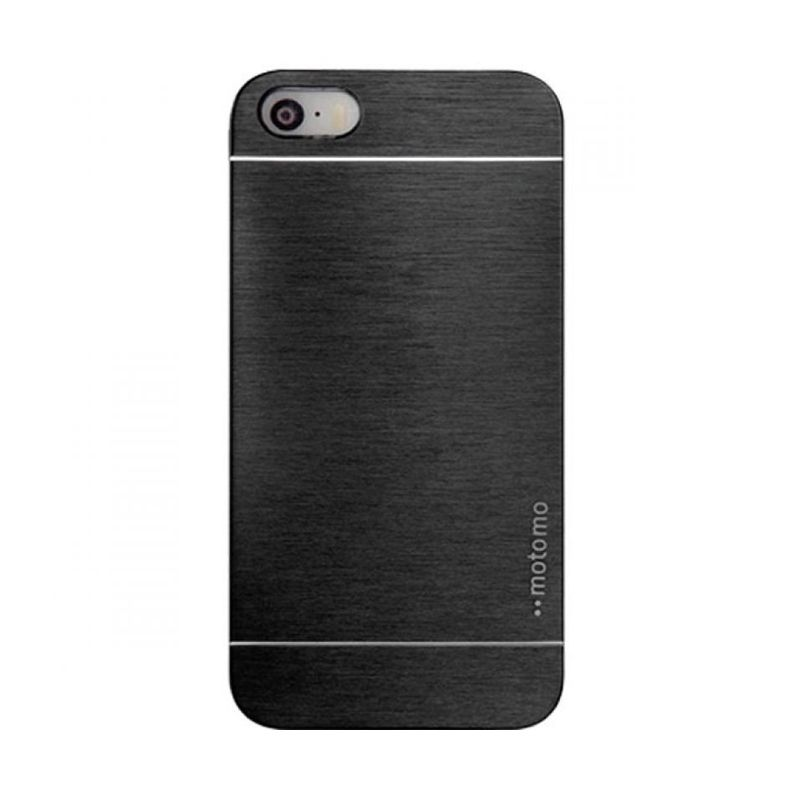 Motomo Metal Black Casing for iPhone 6 Plus