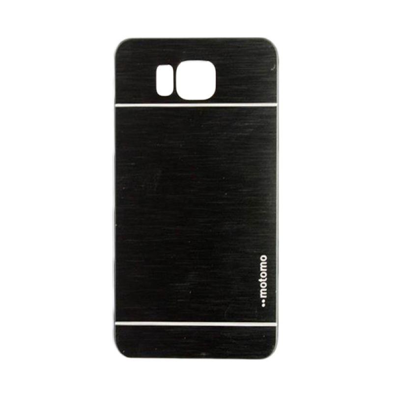 Motomo Metal Black Casing for Samsung Galaxy Alpha G850