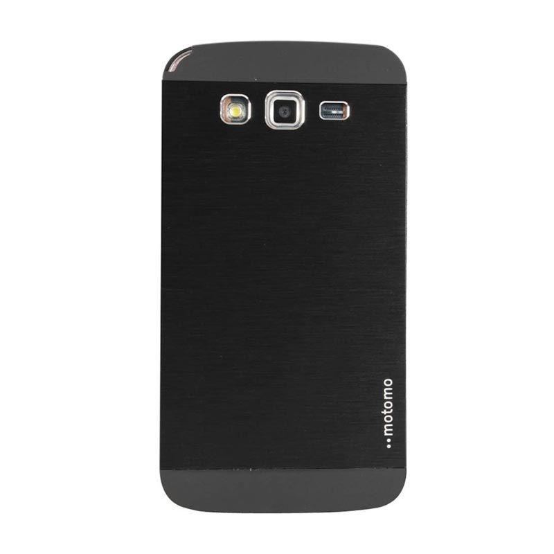 Motomo Black Metal Casing for Samsung Galaxy Core i8262