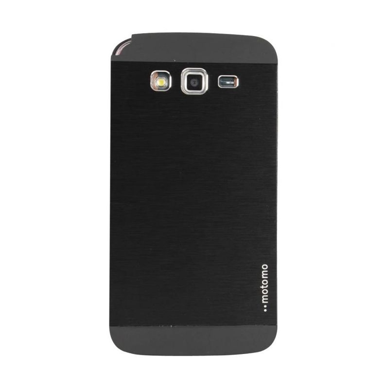Motomo Metal Black Casing for Samsung Galaxy Core Plus