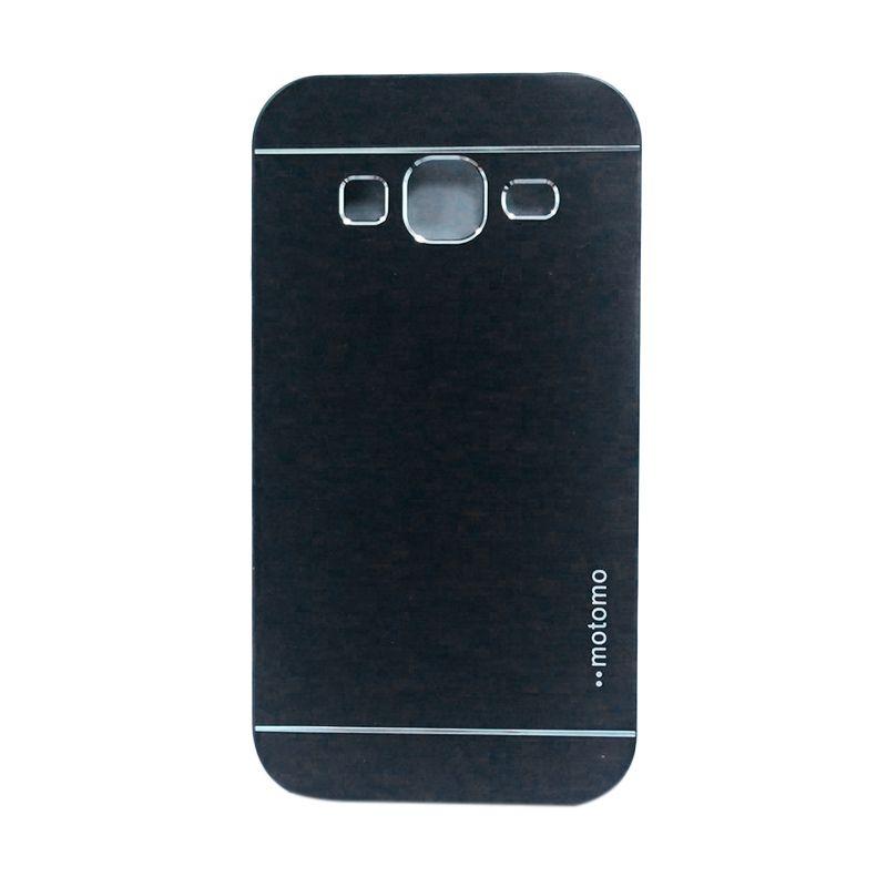 Motomo Metal Black Casing for Samsung Galaxy Core Prime