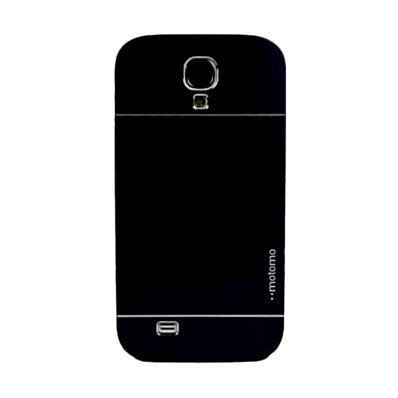 Motomo Metal Black Casing for Samsung Galaxy S5